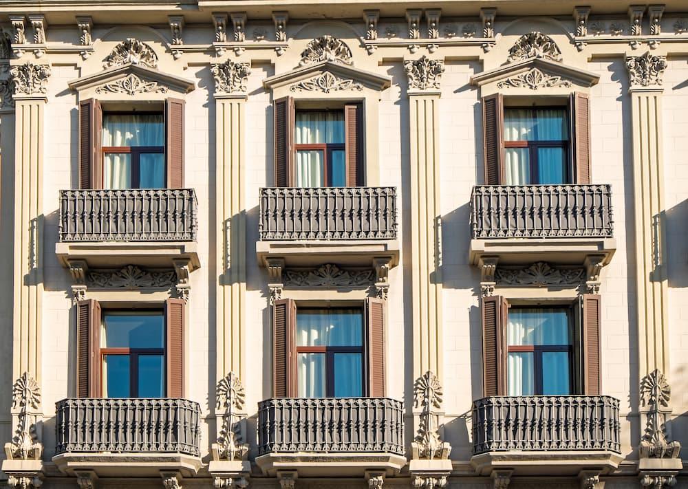 עישון בבניין משותף